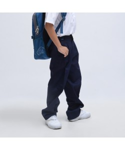 BINBI Primary School  Uniform Navy Long Pant
