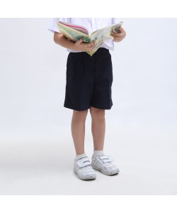 BINBI Primary School Uniform Navy Short Pant