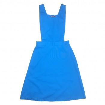 BINBI Secondary School Uniform Girl Pinafore Dress