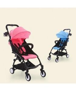 Baby Stroller Ultra Light Portable Umbrella Folding Stroller (Ready Stock)