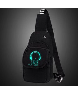 Men Outdoor Sport Shoulder Bag (Ready Stock)