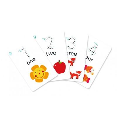 Children Early Education Alphanumeric Learning Flash Card (Ready Stock)