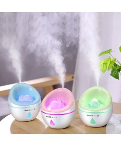 Creative USB Humidifier Air Desktop Purifier (Ready Stock)