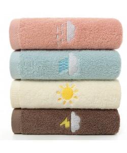 100% Cotton Bath Towel (Ready Stock)