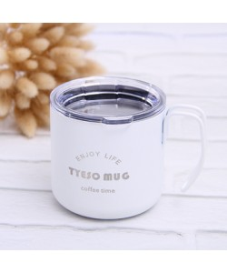 TYESO Stainless Steel Mug 350ml (Ready Stock)