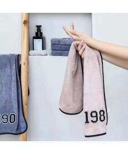Superfine Fiber Years Hand Towel Pink (Ready Stock)