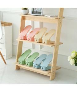 Double Layer Adjustable Shoe Rack (Pre-order)