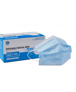 Nan Qi Xing 3 Layers Medical Mask BFE>95%