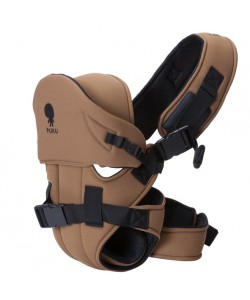 PUKU 5 in 1 Baby Carrier Brown